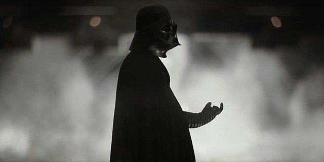 スターウォーズ映画ローグワンの登場人物ダース・ベイダーの画像