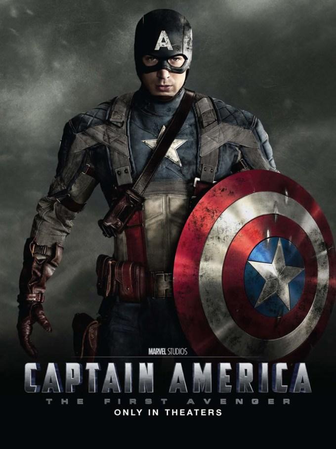 マーベル映画『シビル・ウォー/キャプテン・アメリカ』の登場人物とポスター画像2
