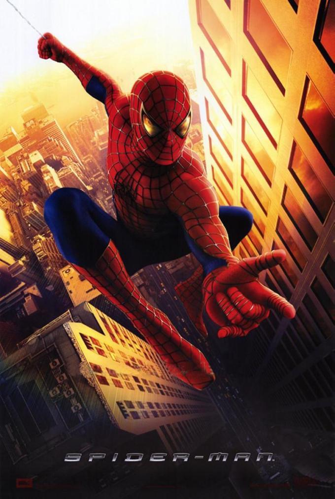 映画スパイダーマン(2002年)の登場人物と画像