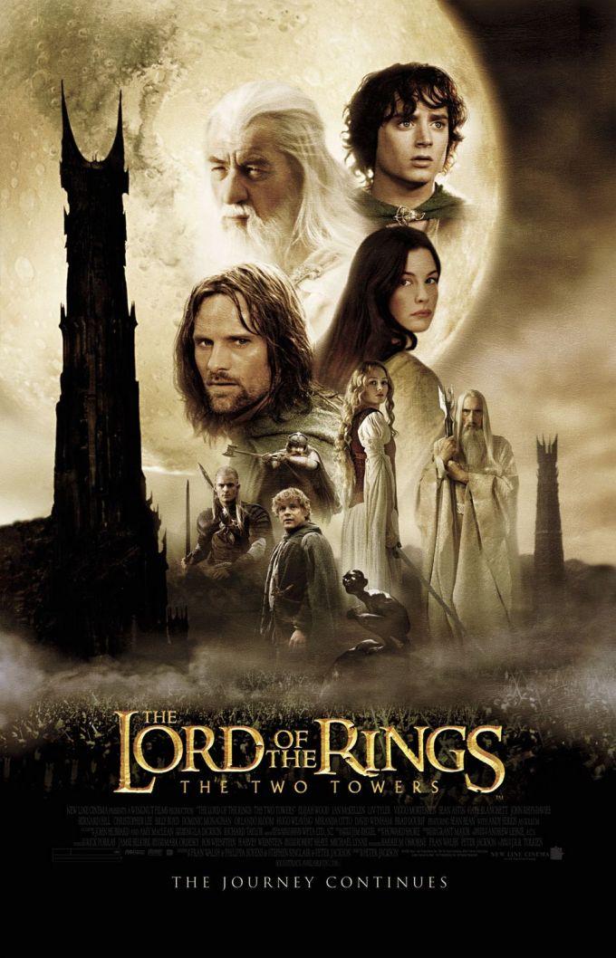 ロード・オブ・ザ・リングのシリーズ映画『ロード・オブ・ザ・リング/二つの塔』の登場人物と画像