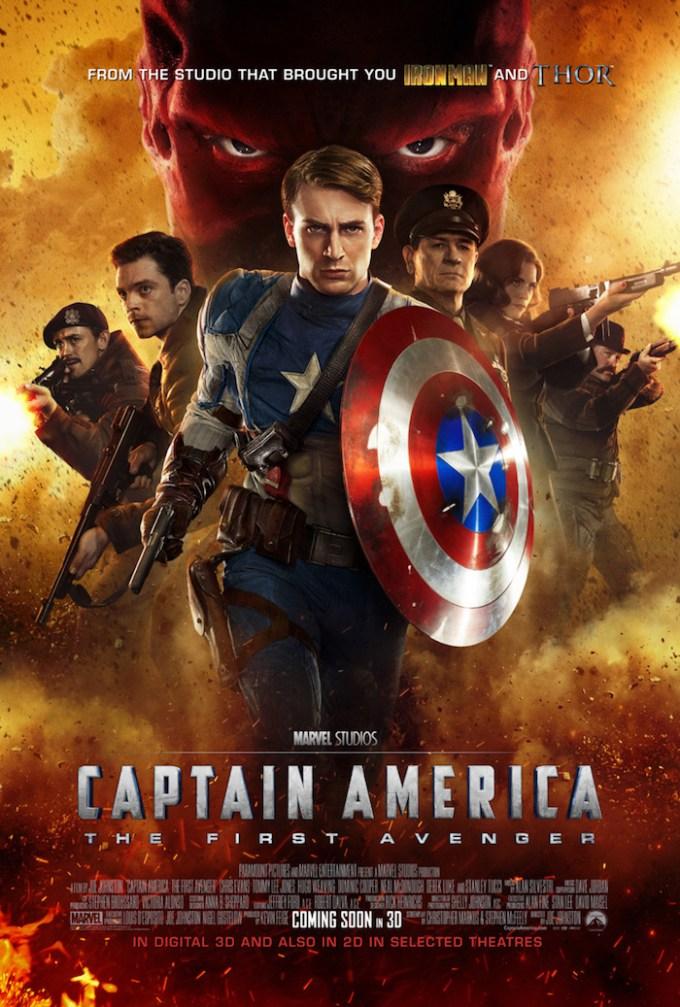 MCU(アベンジャーズ)シリーズ『キャプテン・アメリカ/ザ・ファースト・アベンジャー』の登場人物(キャスト)一覧
