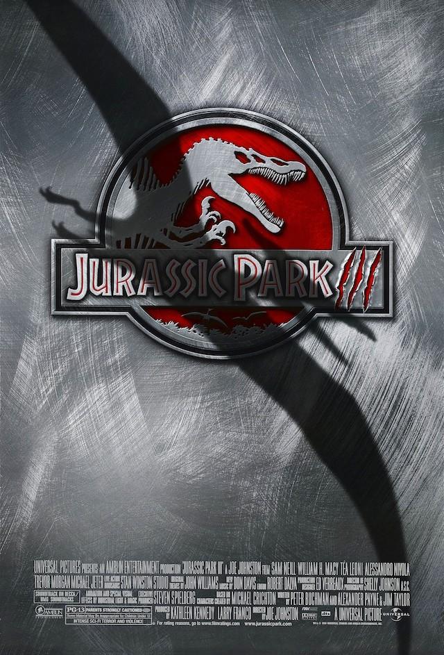 ジュラシックパークシリーズ第3作目『ジュラシック・パークIII』の画像