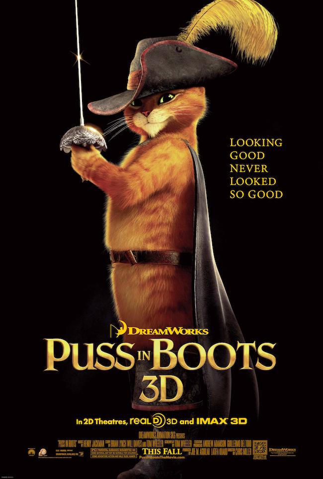 ドリームワークス・アニメーション映画『長ぐつをはいたネコ』の登場人物の画像