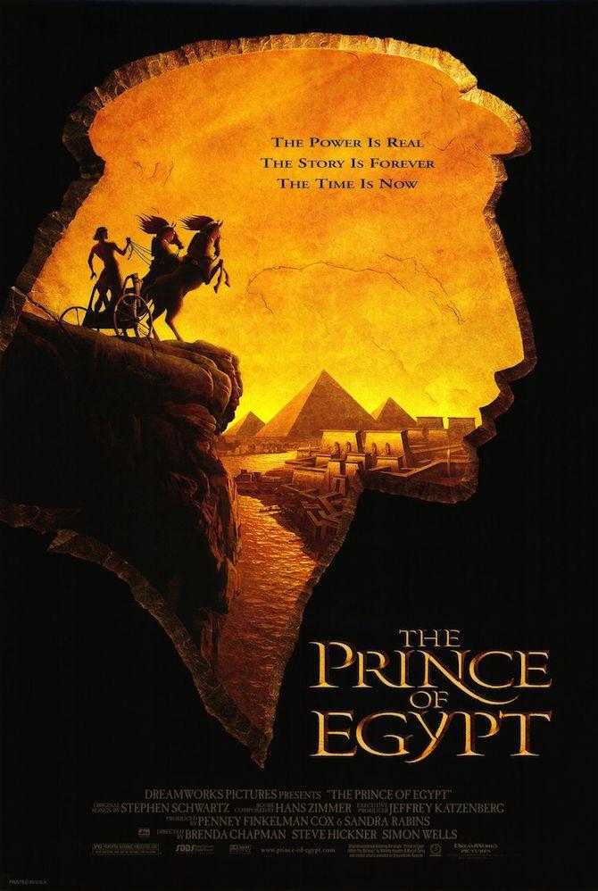 ドリームワークス・アニメーション映画『プリンス・オブ・エジプト』の登場人物の画像