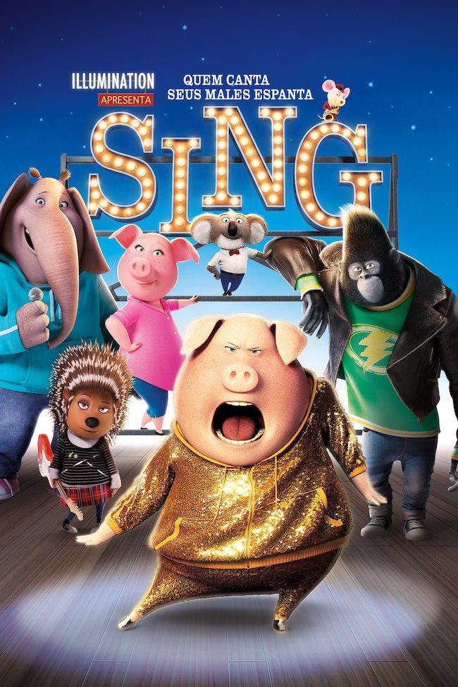 イルミネーション・エンターテイメント作品シリーズ『SING/シング』の登場キャラクターの画像