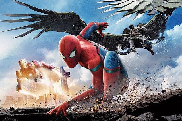 スパイダーマンユニバース単独映画1作目ホームカミングの画像