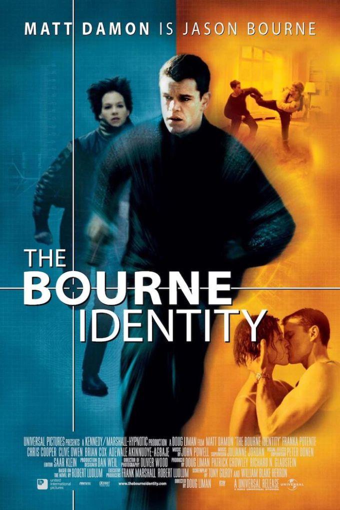 ジェイソンボーンシリーズ1作目『ボーン・アイデンティティー』の登場人物の画像