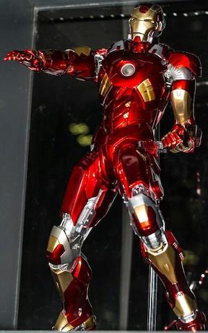 アイアンマンのアーマースーツ「マーク11」の画像