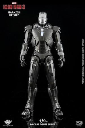 アイアンマンのアーマースーツ「マーク13」の画像