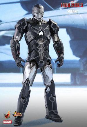 アイアンマンのアーマースーツ「マーク15」の画像