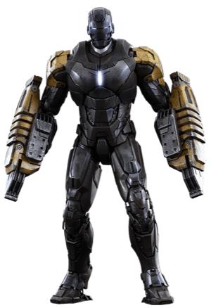 アイアンマンのアーマースーツ「マーク25」の画像