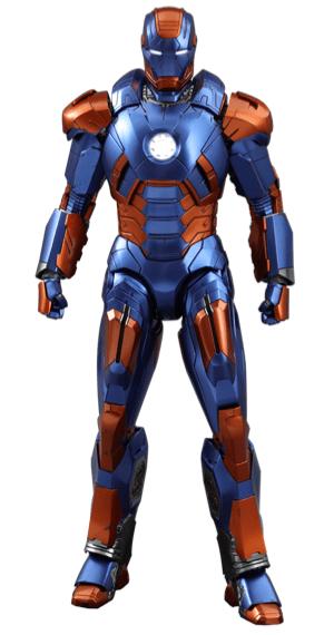 アイアンマンのアーマースーツ「マーク27」の画像