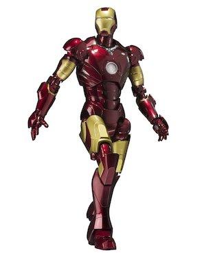 アイアンマンのアーマースーツ「マーク3」の画像