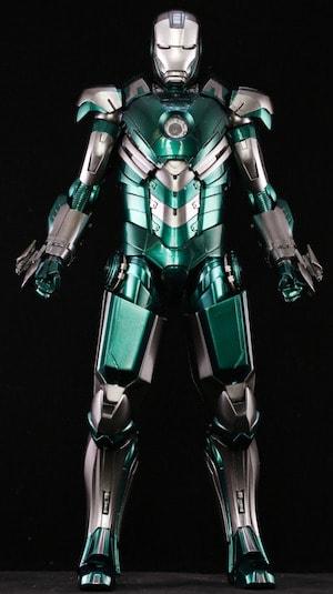 アイアンマンのアーマースーツ「マーク31」の画像