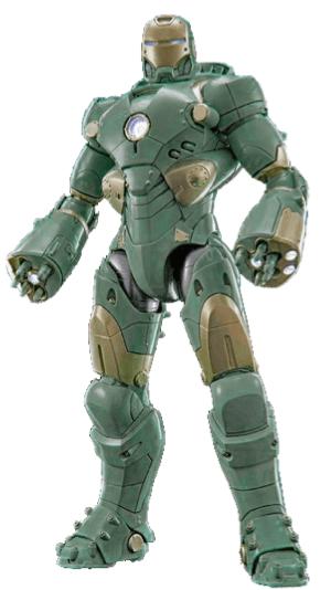 アイアンマンのアーマースーツ「マーク37」の画像
