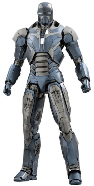 アイアンマンのアーマースーツ「マーク40」の画像