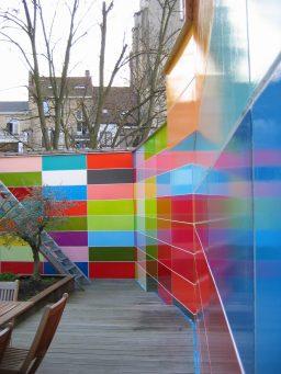 Intervention couleurs Bernard Gilbert