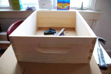 completed medium super box