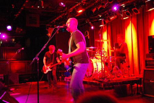 Bob Mould Band at the Paradise Boston 10-07-2009