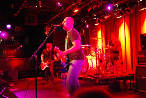 Bob Mould Band at the Paradise Boston 10-07-2009