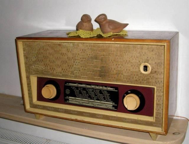 """Radio z """"oczkiem"""""""