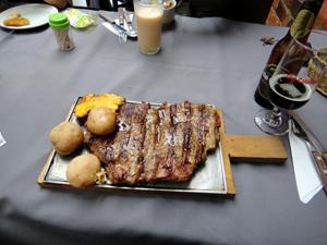 Riesen Steak
