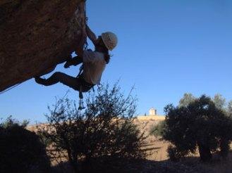 Klettern auf Zypern