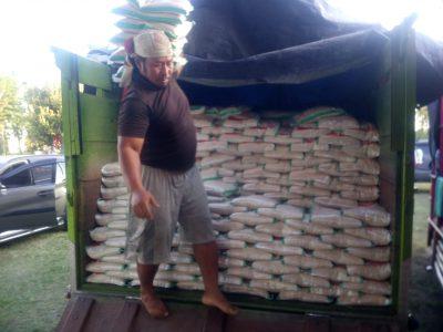 ganti beras baru