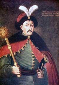 Богдан-Зиновий Михайлович Хмельницкий