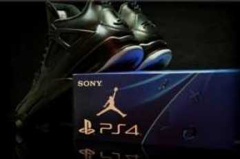 Air-Jordan-4-PlayStation-4-Custom-3-e1410801135901