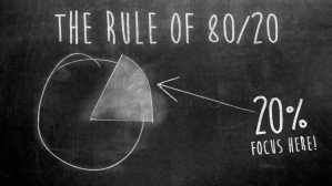 The-rule-of-80-20
