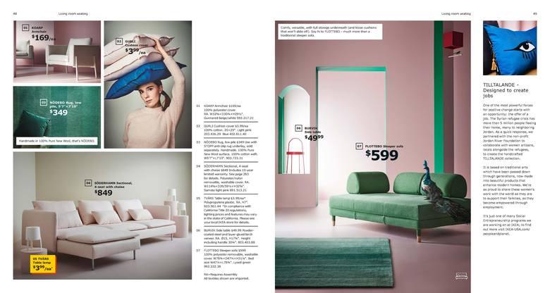 Nowy Katalog Ikea 2019 Zobacz Cały Katalog Zanim Trafi Do