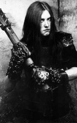 Varg Vikernes Inner Circle Black Metal