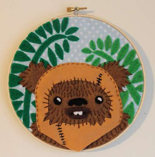 ewok-wicket-endor-applique-craft