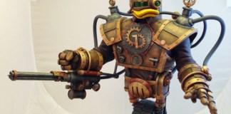Steampunk Gizmoduck