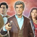Doctor Who Peter Capaldi New Outfit Action Figures toys 2014