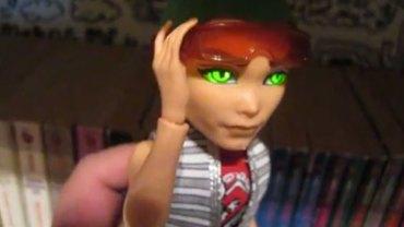 2014 Monster High Deuce Gorgon Ghouls Alive from UK Toyfair