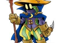 Black Mage from Final Fantasy. Not Vivi.