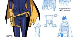New Batgirl Redesign