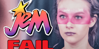 Jem and the Holograms 2015 movie / a box office bomb