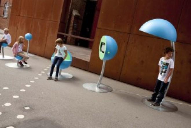 FAM. COOL - 'Børn i Byen - en by med liv, leg og læring' - et kids n' tweens projekt -