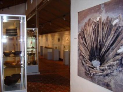 Billund Museum - særudstilling 'Vorbasse - en Arkæologisk Perle'. #designtegnestuen