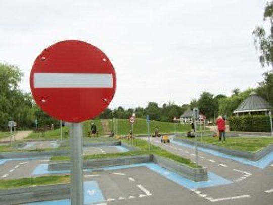 #legeplads #trafikskole #børnesjov