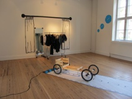 Nicolai Kunst & Design - særudstilling 'Kid X'.