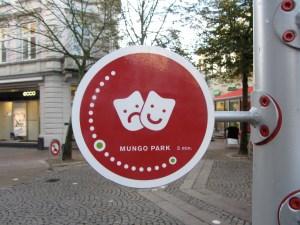D-sign Tegnestuen og design tegnestuen arbejder med wayfinding i flot skiltedesign til byens rum