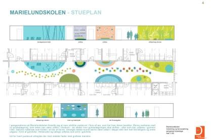 #skolæeindretning #farvesætning #indretning #leg&læring #arkitekt #designer #designtegnestue #designtegnestuen D-sign Tegnestuen