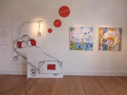 Nicolai Kunst & Design - særudstilling 'Kid X'. #designtegnestuen #udstillingsdesign #designer #arkitektur