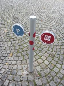 specialdesignet pullert, wayfinding og skiltedesign, designtegnestuen, D-sign Tegnestuen, produktdesign www.d-signtegnestuen.dk