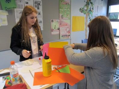 spændende workshopforløb i folkeskolen