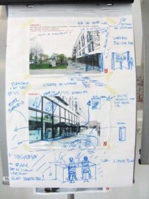 D-sign Tegnestuen udfører spændende workshop på Kolding Bibliotek